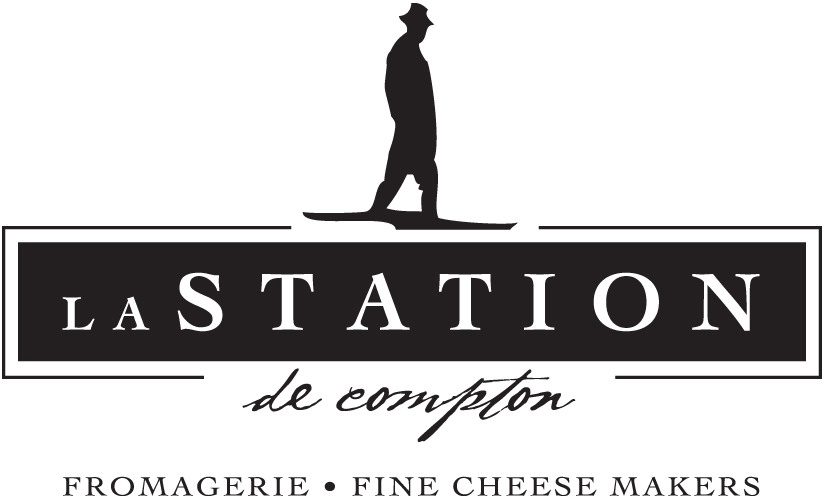 Logo fromagerie la station