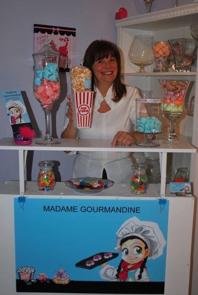 madame Gourmandine